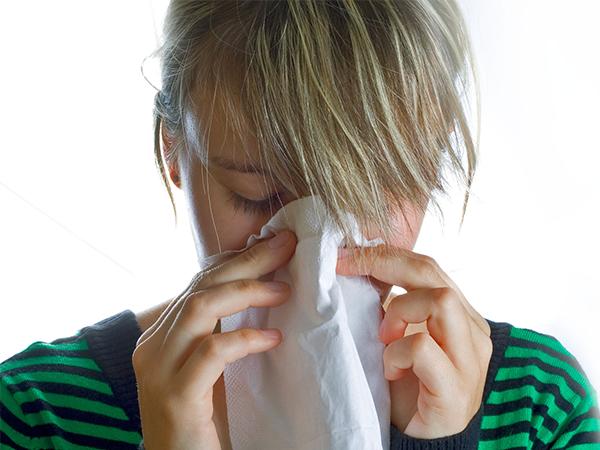 Allergén mentes otthon