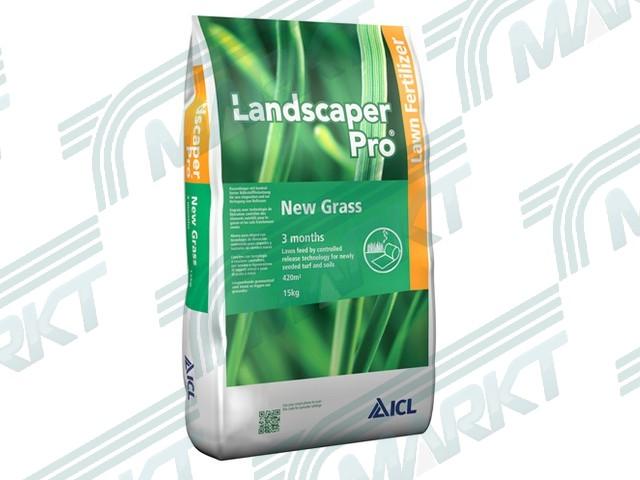 ICL NEW GRASS Gyepstarter műtrágya 2-3 hónap